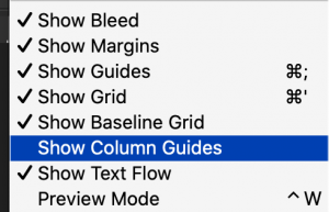 Affinity Guide View Controls